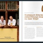 Serie interviews voor Impuls Magazine, Rabobank