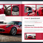 Serie productpagina's Impuls Magazine, Rabobank