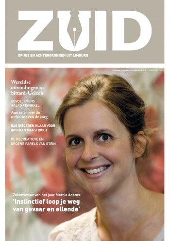 zuid jul:aug 2015 cover