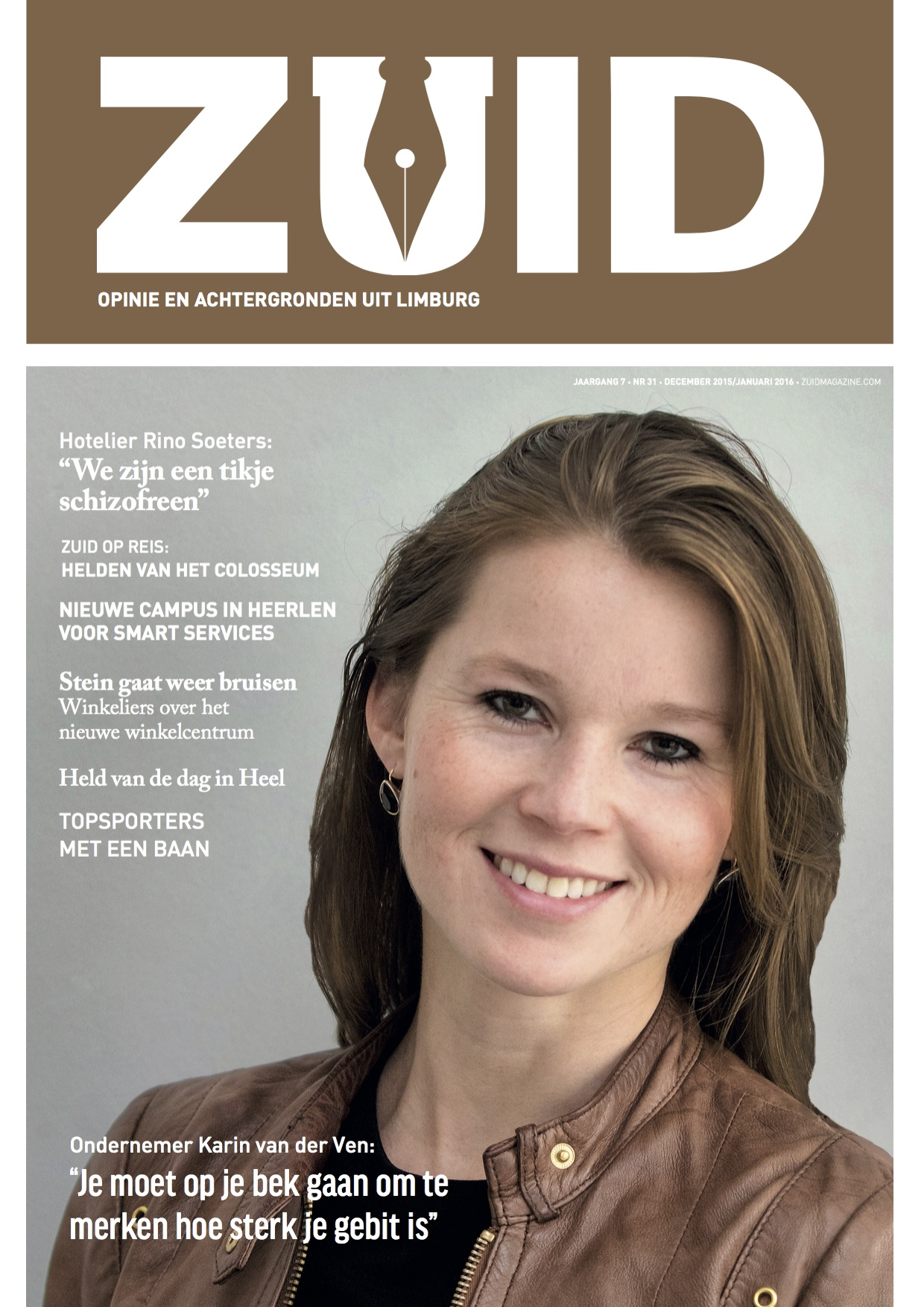 ZUID_MAGAZINE_NR6_DECEMBER cover
