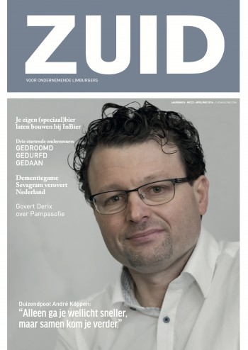 ZUID_MAGAZINE_NR2_APRIL_HR cover